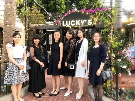 2019.09.25 (2) 夕食は高級ステーキハウス「Lucky's」で.JPG