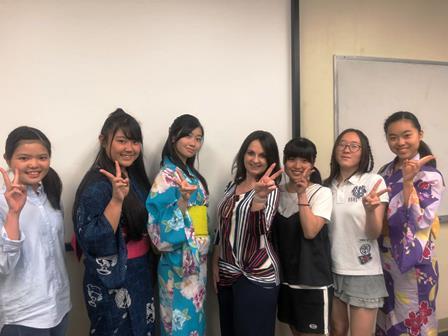 2019.09.13 (13) Weekly Quiz・Pronunciationは今日で最後 ジジ先生ありがとうございました!.JPG