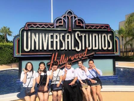 2019.09.23  (1) Universal Studios Hollywood到着.JPG
