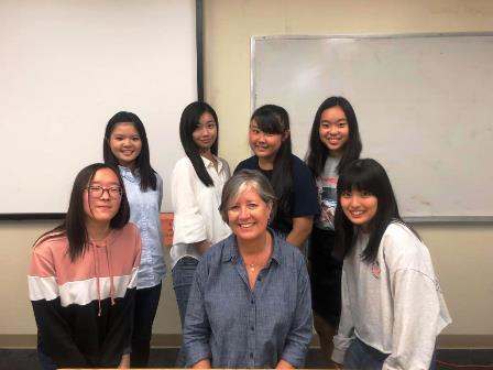 2019.09.18 (19) Grammar Fluency アネット先生ありがとうございました!!.JPG