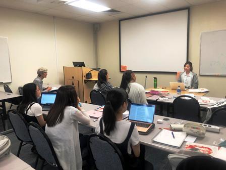 2019.09.16 (2) Oral Presentation 予行演習で本番に備えます.JPG