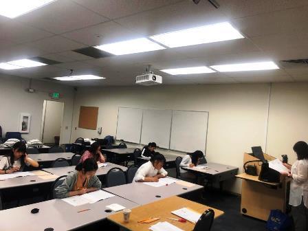2019.09.20 (1) 第2回TOEFL Junior Tests.JPG